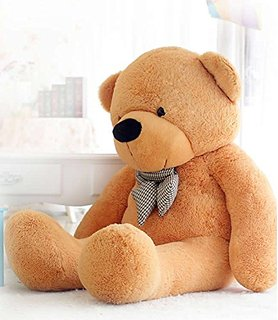 Teddy 5 Feet Brown