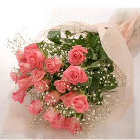 Pink Flower Picture on New Delhi Flowers   Send Flowers To Delhi Roses Vase Gifts