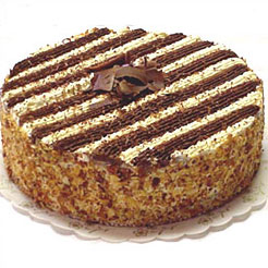 1�Kg Butterscotch Cake from 5 Star Bakery