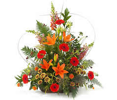 Bouquet of Mix seasonal Flowers