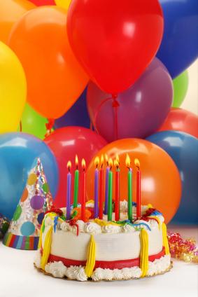 1 Kg Cake 50 Blown Balloons